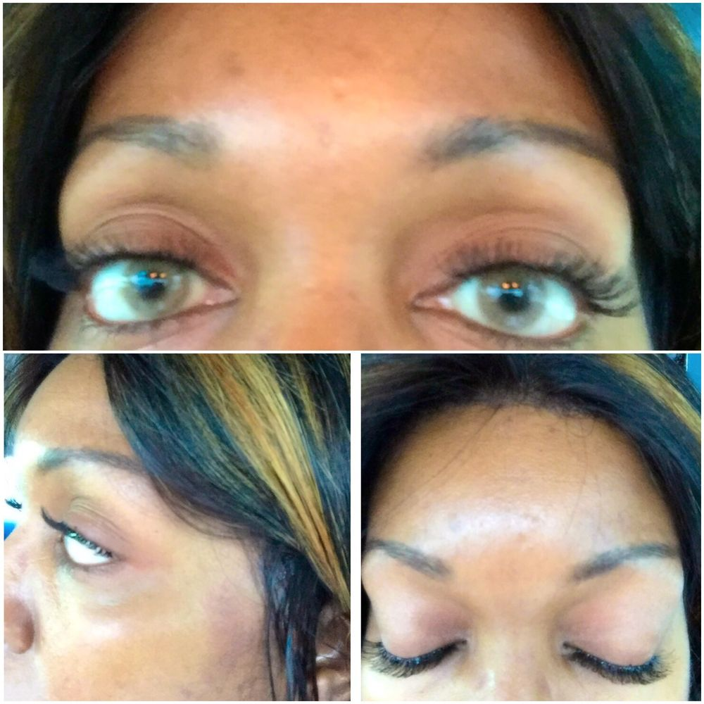 The Ibrow Lady Eyelash Service 5725 State Bridge Rd Johns Creek