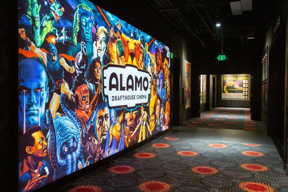 Alamo Drafthouse Cinema Downtown Los Angeles