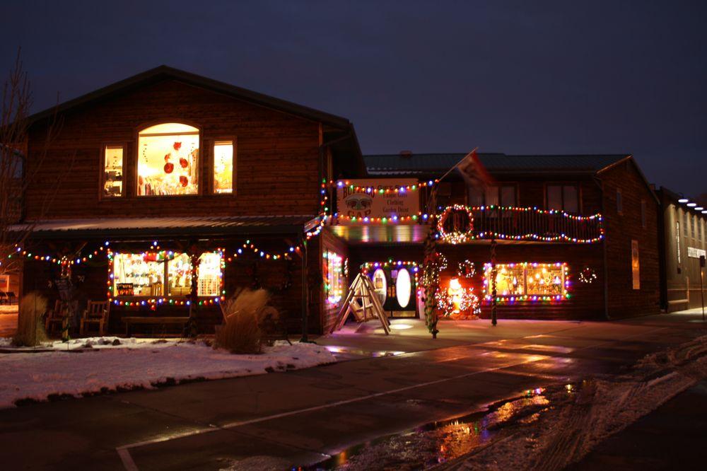 The Buffalo Gap Gift Shop: 275 Pacific Ave, Medora, ND