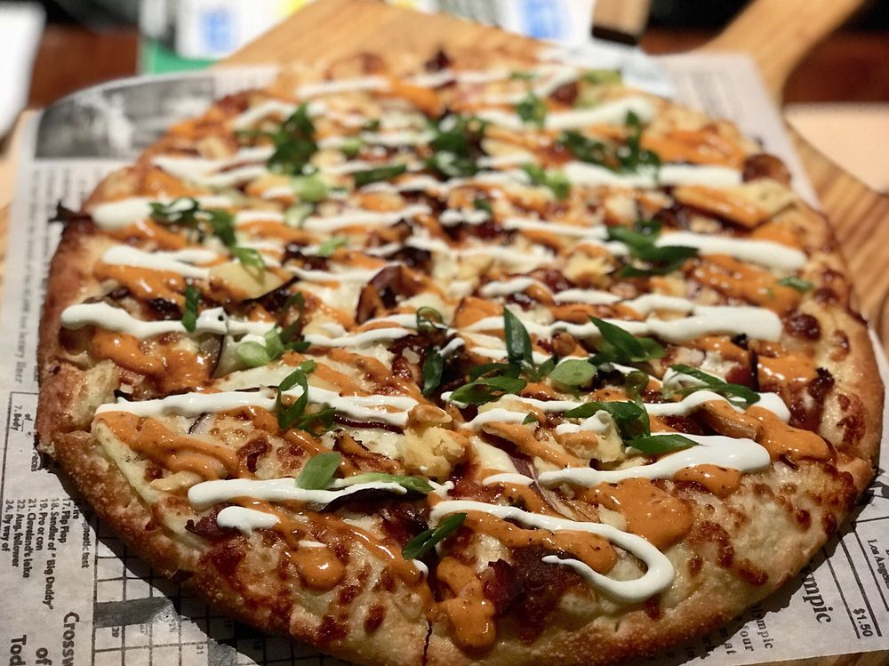 Two Cities Pizza Company
