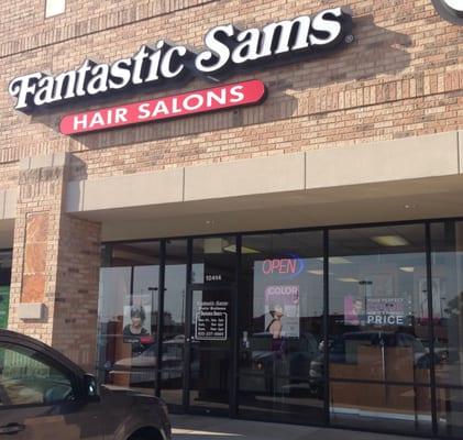 Fantastic sams hair salons 15841 fm 529 rd houston for Sams salon