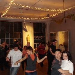 Just Knock West Coast Swing At The Dance Loft Club
