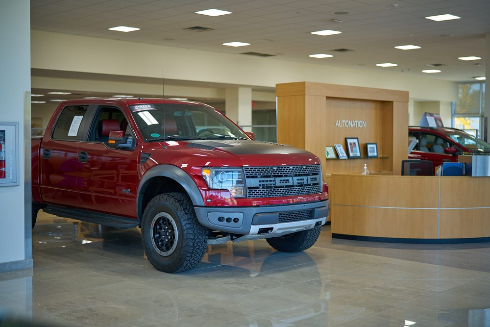 AutoNation Ford Wolfchase