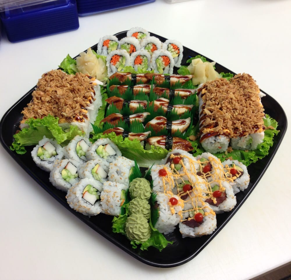 afc sushi pictures to pin on pinterest thepinsta Seafood Platter Clip Art Covered Dish Clip Art