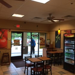Photo Of Subway Pittsburgh Pa United States Dining Area