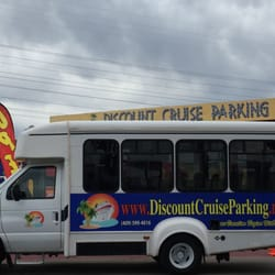 Discount Cruise Parking Photos Reviews Parking - Cheap cruises from galveston 2015