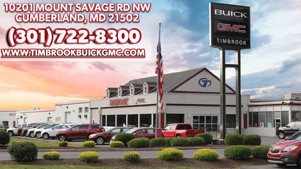Timbrook Buick GMC: 10201 Mt Savage Rd NW, Cumberland, MD