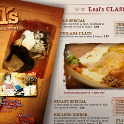 Leal S Restaurant Muleshoe Tx