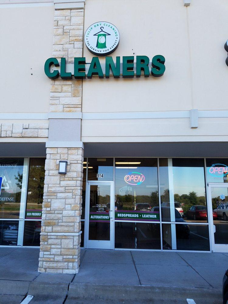 Tulip Dry Cleaning: 2750 S Preston Rd, Celina, TX