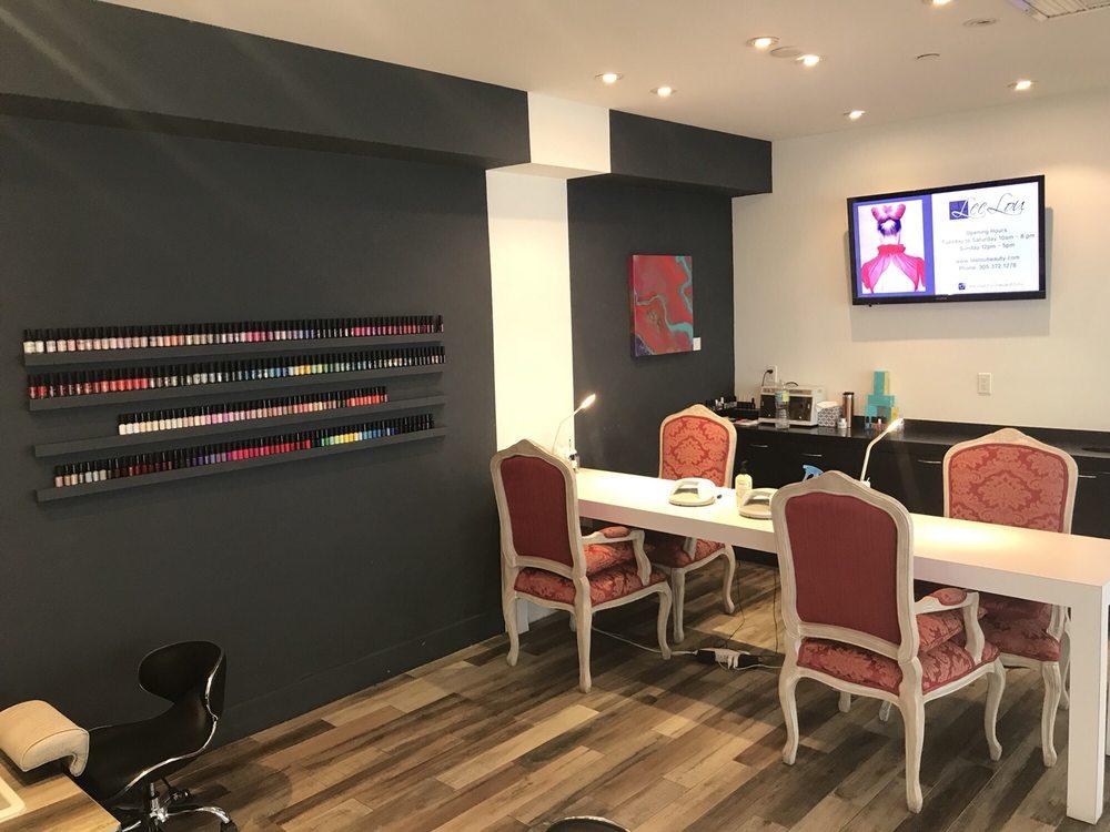 Leelou Salon and Spa: 200 S Biscayne Blvd, Miami, FL