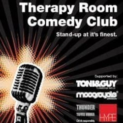 Therapy Room Comedy Club Tunbridge Wells