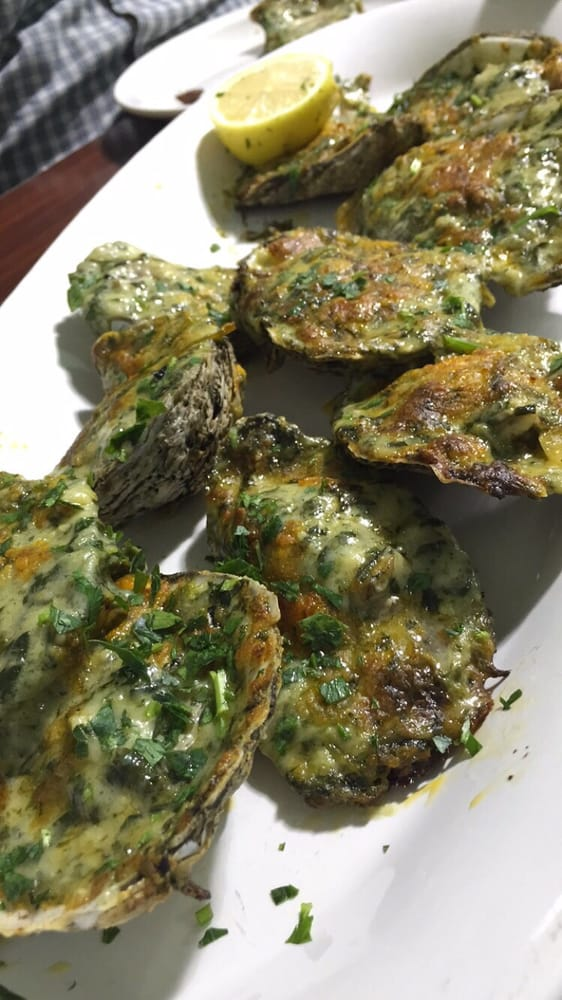 Oysters rockefeller yelp for Boston fish market