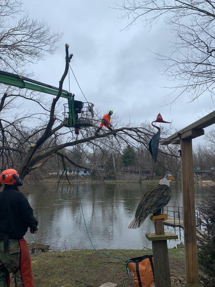 TNT Tree Service: 5884 Aubrey Ln, Lafayette, IN