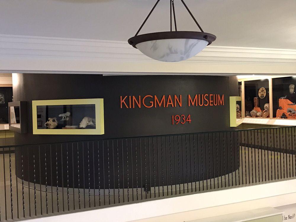 Kingman Museum: 175 Limit St, Battle Creek, MI