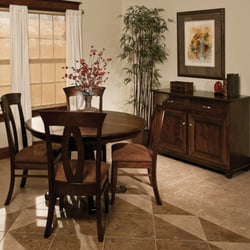 Great Photo Of Yoder Furniture Company   Hutchinson, KS, United States.  Handcrafted Dining Table