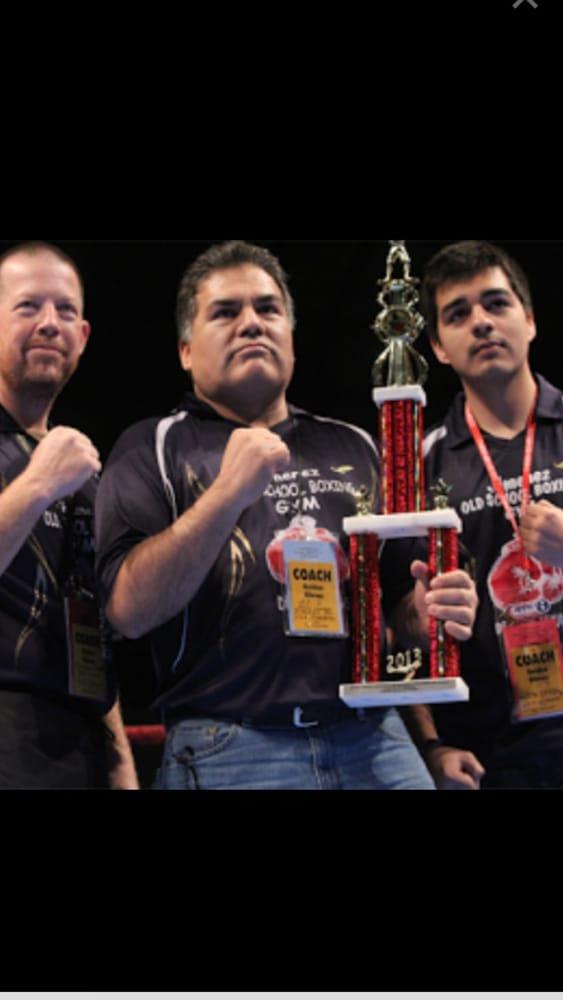 Denton Boxing Club: 1215 E University Dr, Denton, TX