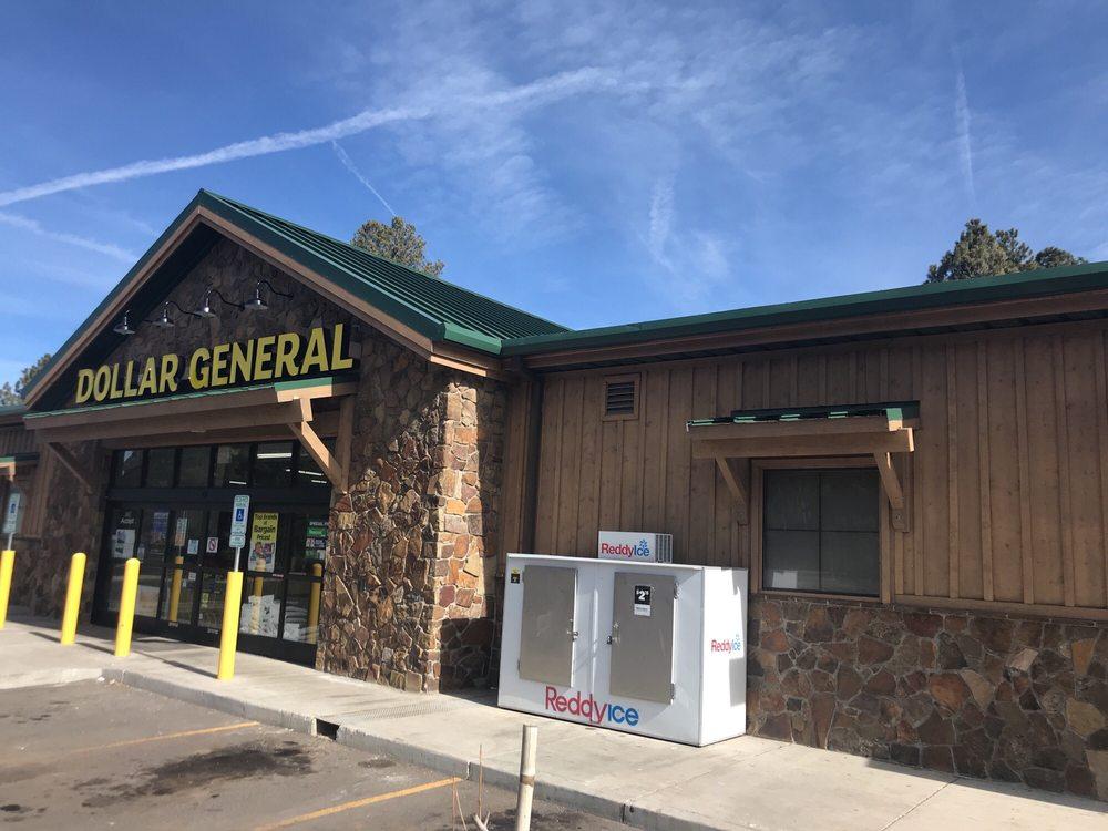 Dollar General Store: 572 Kachina Trl, Flagstaff, AZ