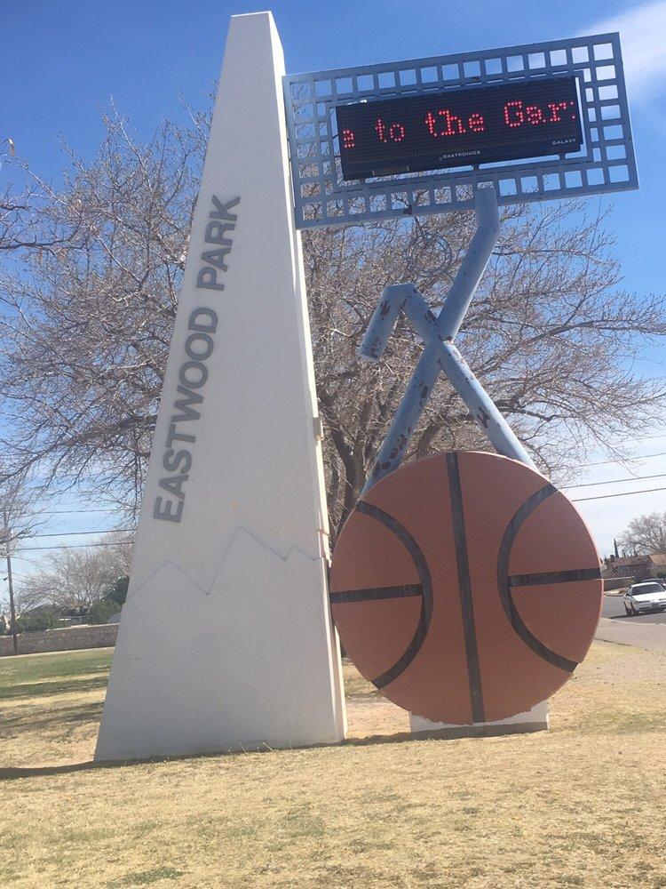 Album Park: 10259 Album Ave, El Paso, TX