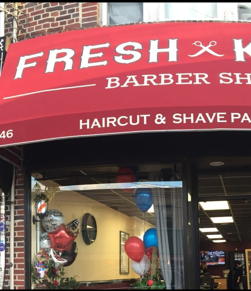 Fresh Barber Shop Staten Island