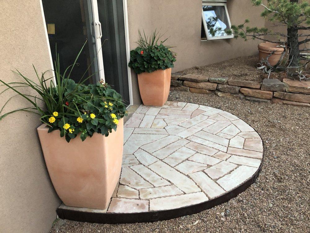 Desert Rose Landscape & Maintenance: Santa Fe, NM
