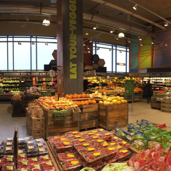 Whole Food Lougheed