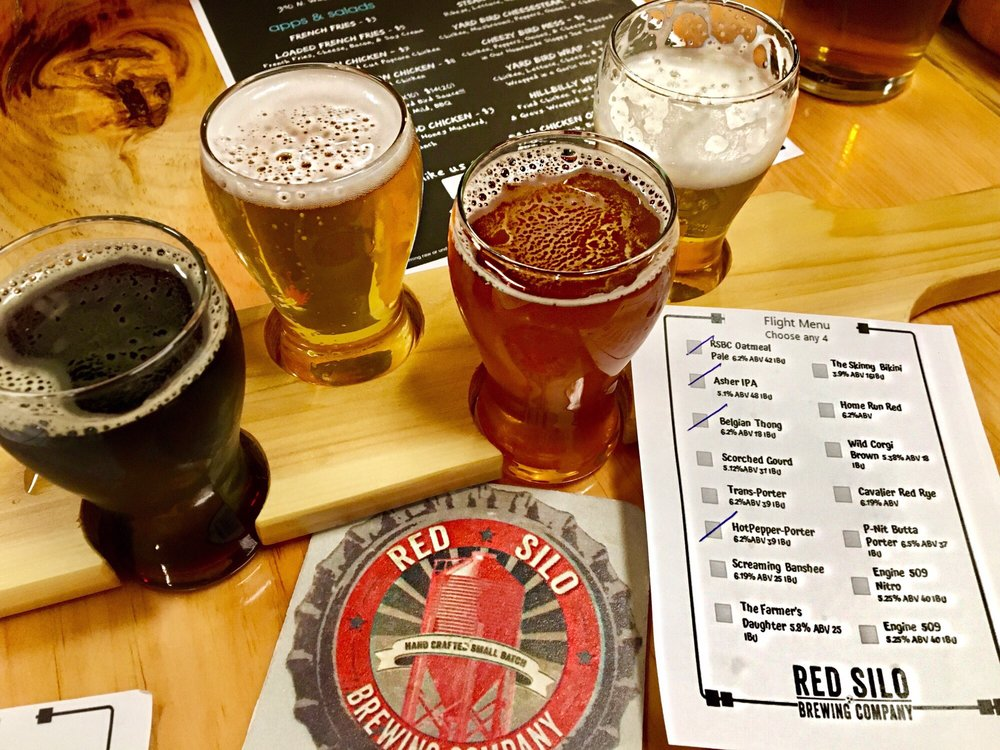 Red Silo Brewing Company: 118 W 1st St, Cookeville, TN