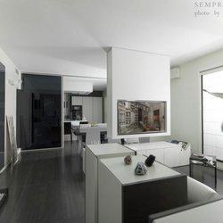 semprelegno - 14 photos - interior design - via san martino 79 ... - Zona Giorno Open Space
