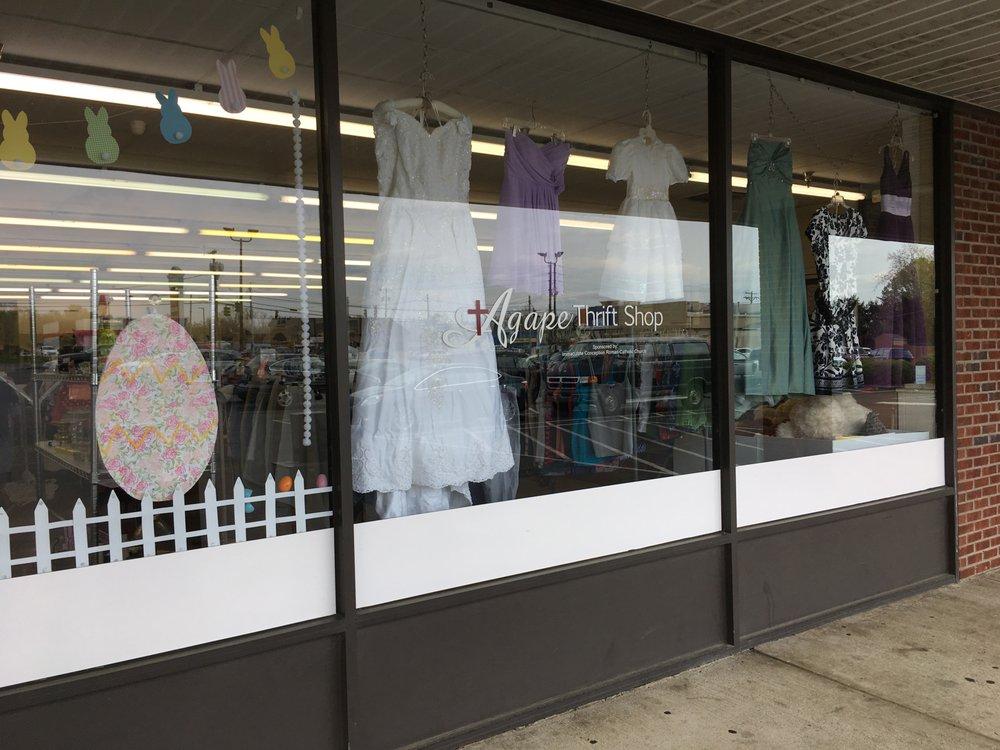 The Agape Thrift Shop: 301 S 1st St, La Grange, KY