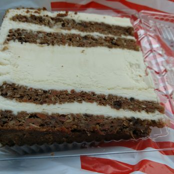 Slice Of Juniors Carrot Cake Cheesecake Yummy Yelp