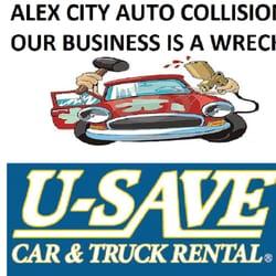 U Save Car Truck Rental Alexander City Al
