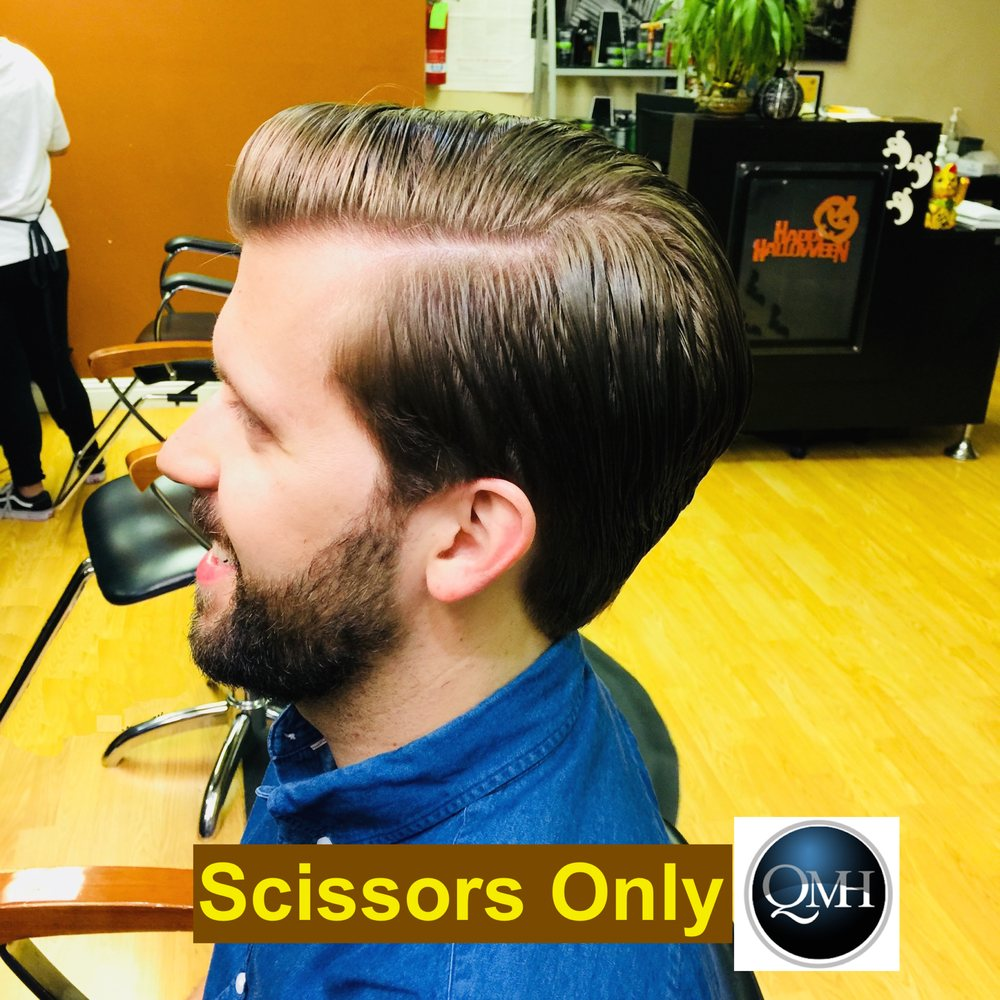 Scissors Only Quality Mens Haircut Yelp