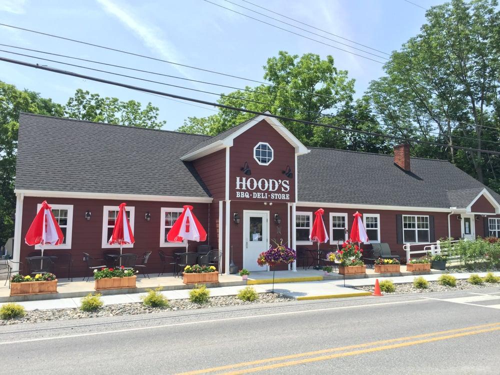 Hood's BBQ & Deli: 1664 W Doe Run Rd, Unionville, PA