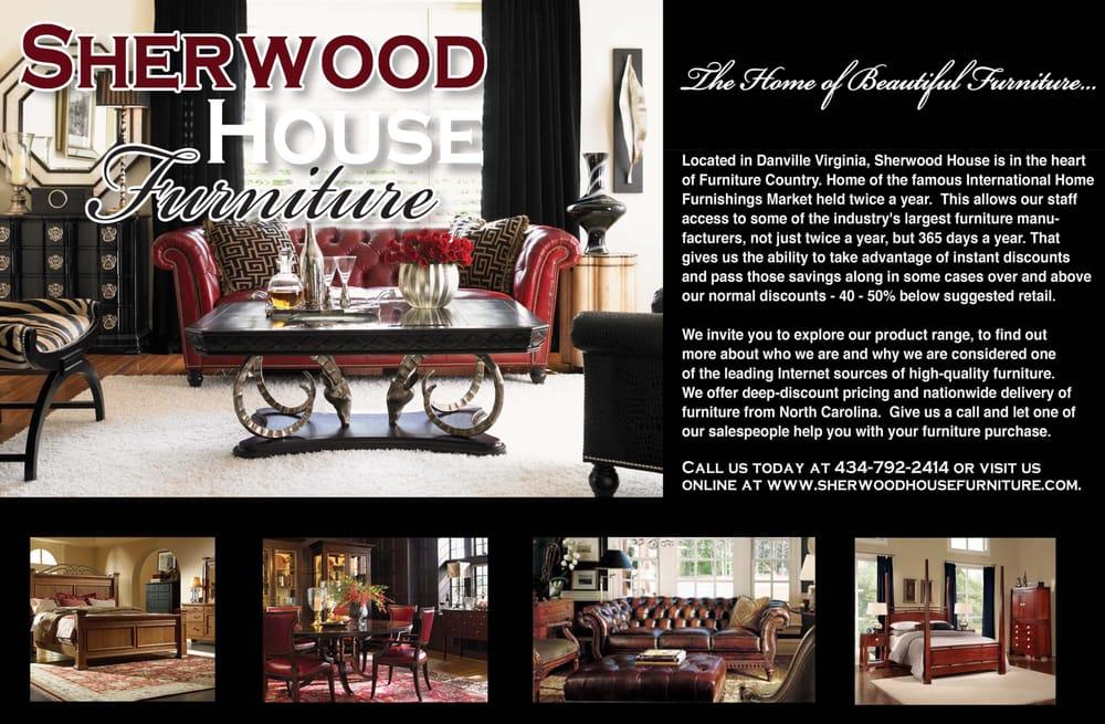 Sherwood House Furniture   Furniture Stores   120 Arnett Blvd, Danville, VA    Phone Number   Yelp