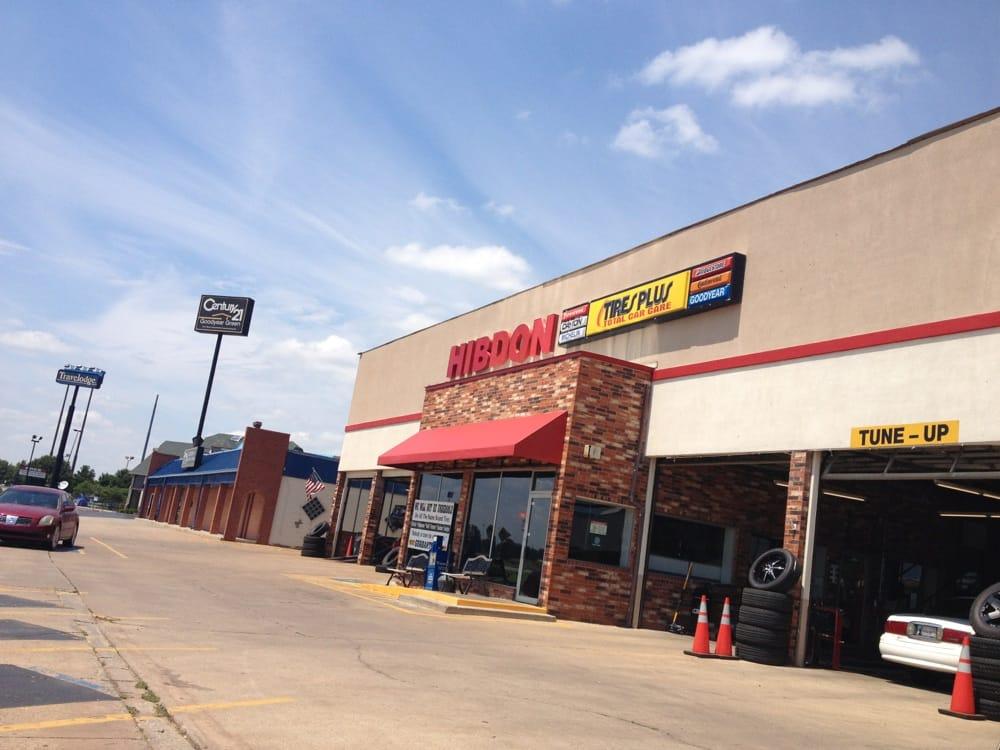 Hibdon Tires Plus Auto Care Auto Repair 221 N Interstate Dr
