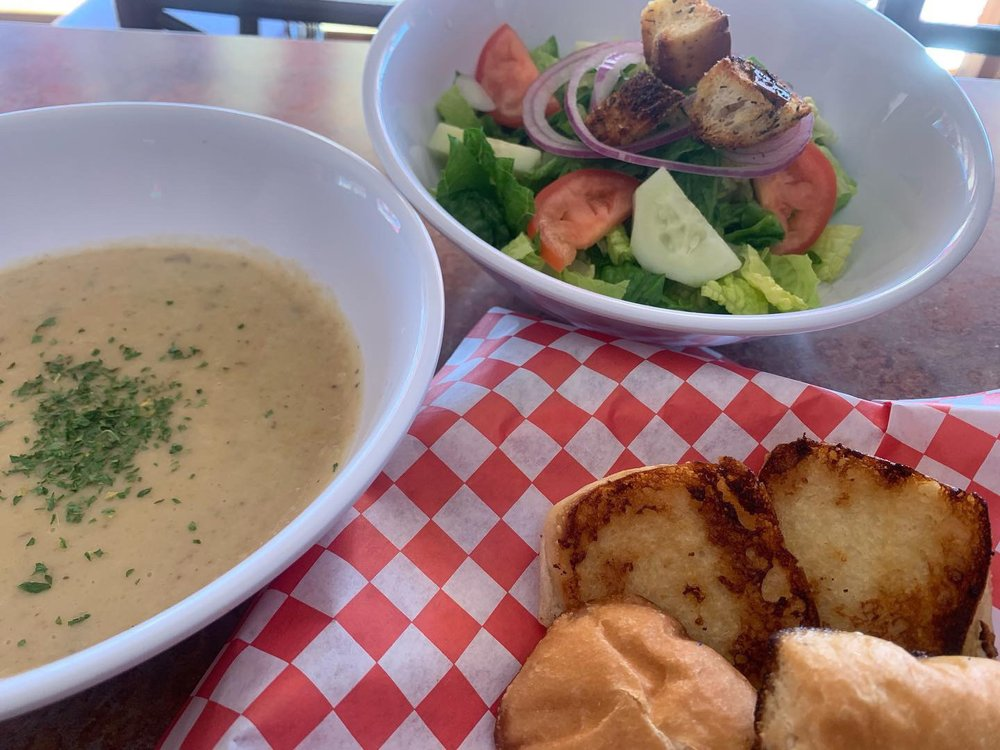 JA Johnny's Cafe: 9134 Riverside Dr, Parker, AZ