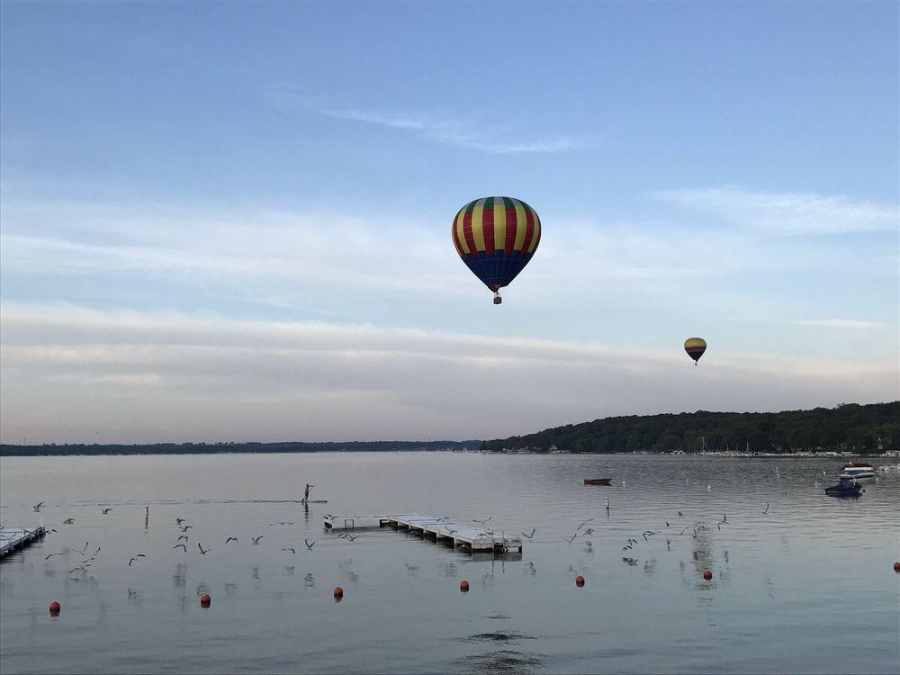 The Lake Geneva Balloon Company: Lake Geneva, WI