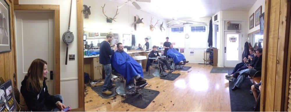 Bill's Barber Shop: 101 N Ann Arbor St, Saline, MI