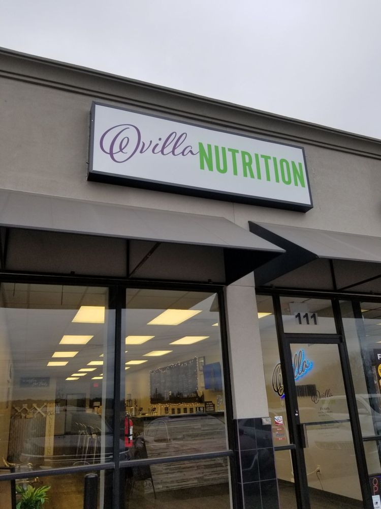 Ovilla Nutrition: 113 West Ovilla Rd, Red Oak, TX
