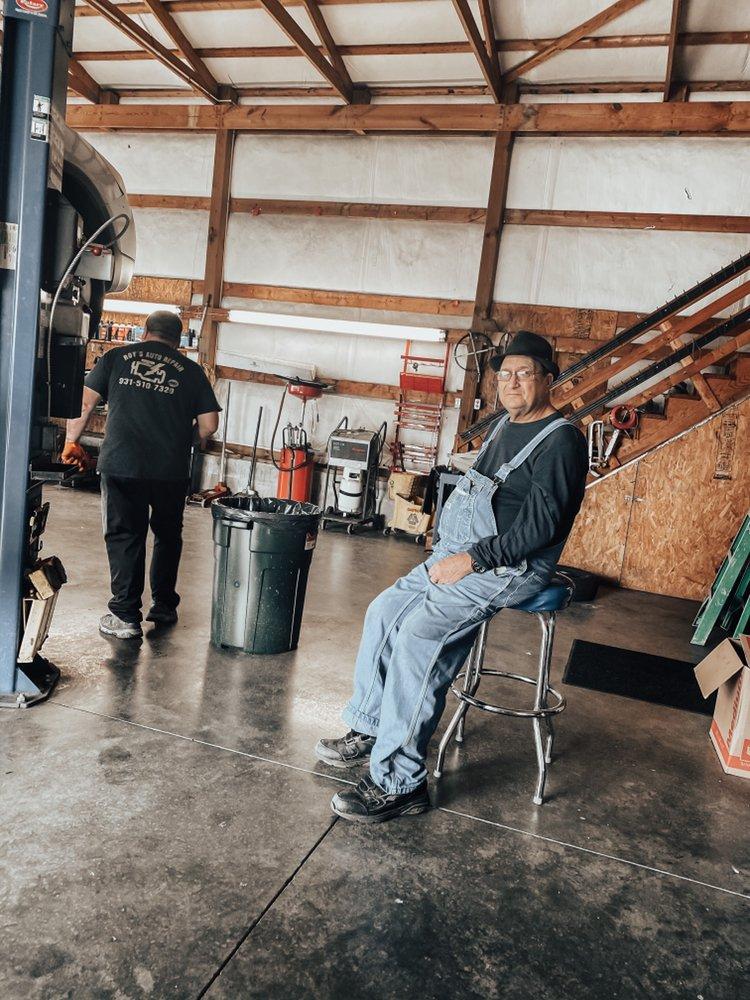 Roy's Auto Repair: 209 Mountain Rd, Livingston, TN