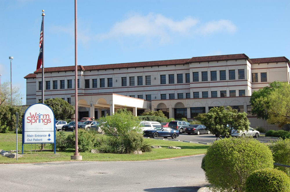 Warm Springs Rehabilitation Hospital of San Antonio - 2019