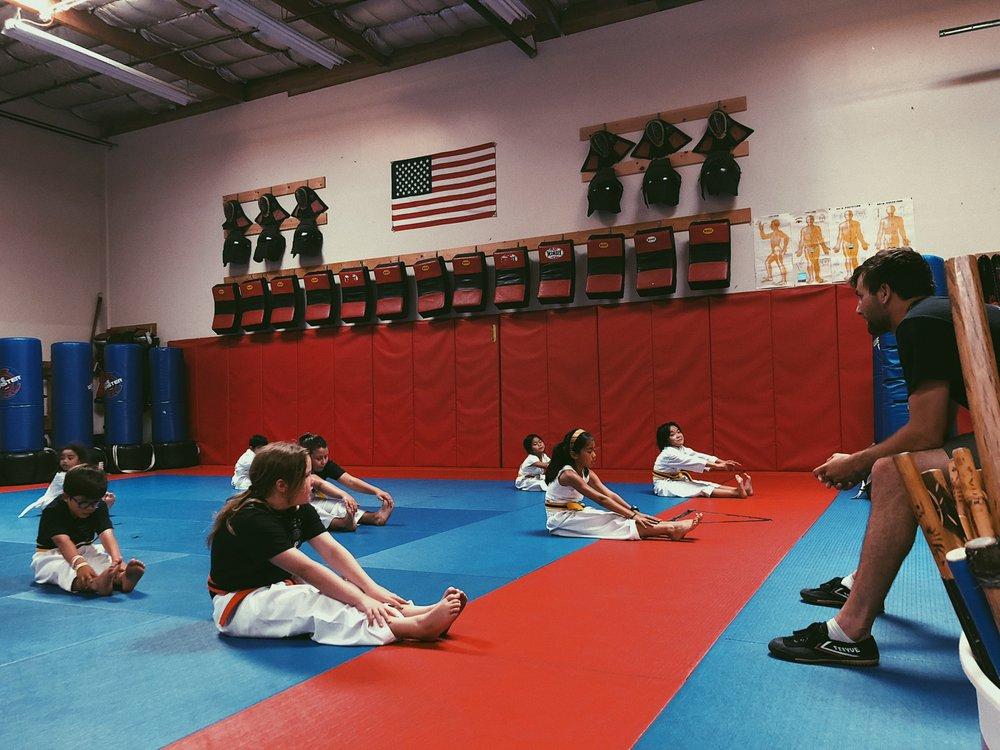 Social Spots from Bay Area Martial Arts Academy