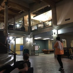 ... Exterior ALSC Architects | Central Spokane YMCA/YWCA, Entry and Lobby  ...