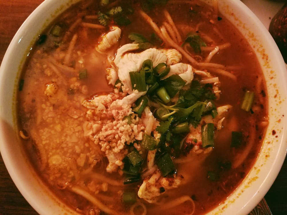Thai Chili Jam Restaurant: 1243 SW Jefferson St, Portland, OR