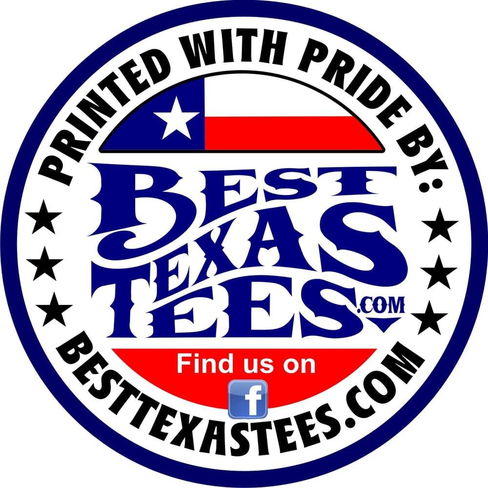 Best Texas Tees: 2403 W Ave N, San Angelo, TX