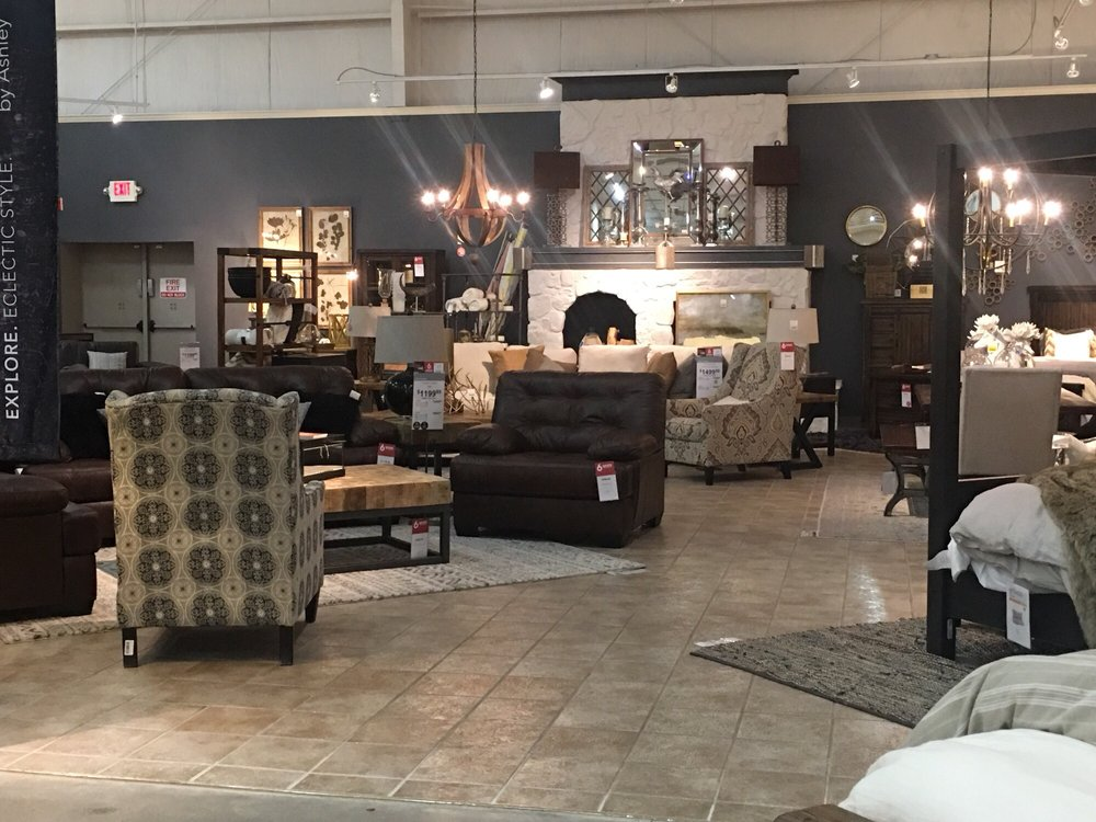 Ashley Homestore 84 Photos 31 Reviews Furniture Shops 11521 Bluegrass Pkwy