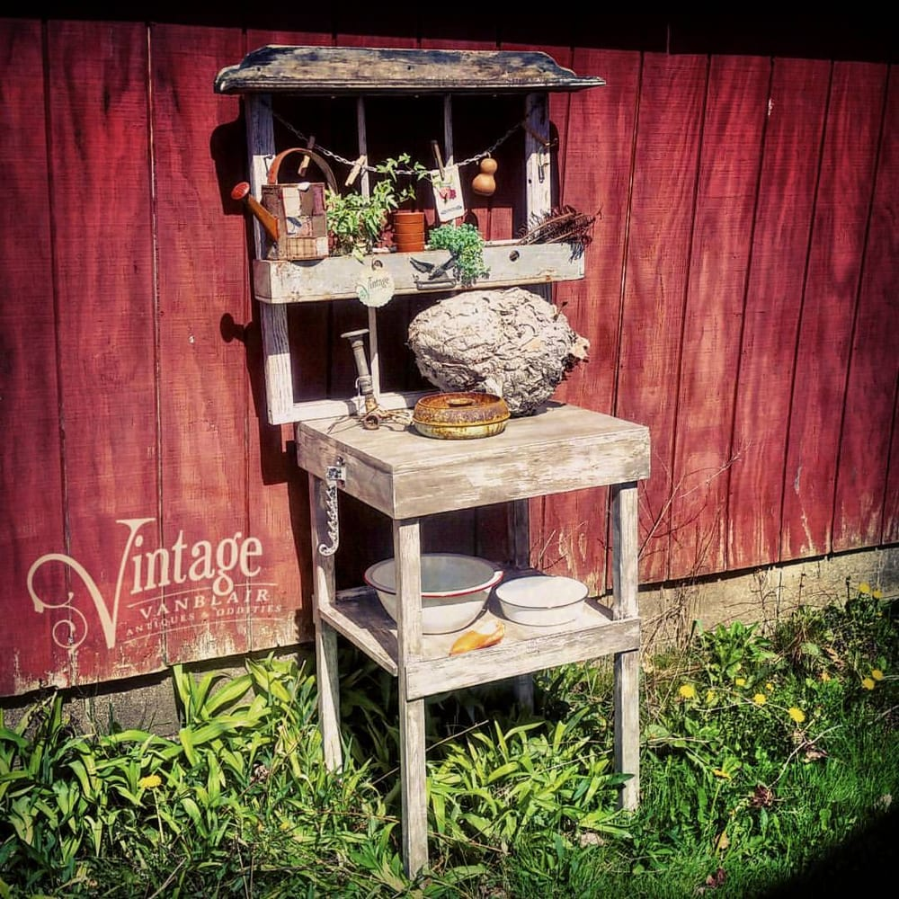 Vintage VanBlair Antiques & Oddities: 11839 S Ave, North Lima, OH