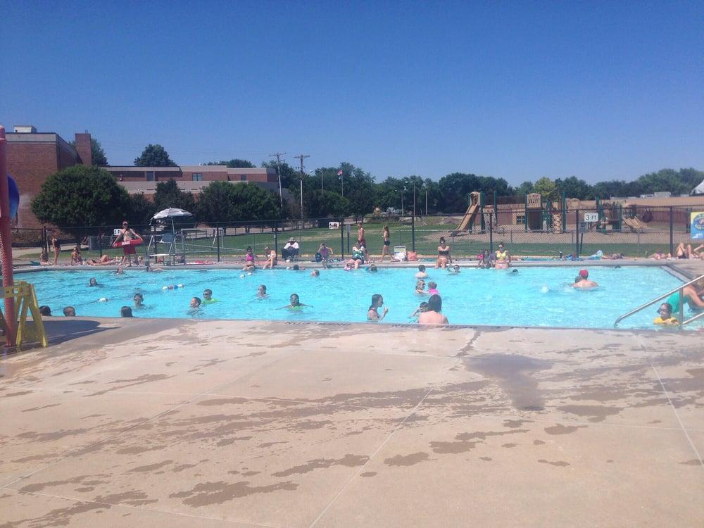 Elkhorn Pool: 3200 N 207th St, Omaha, NE