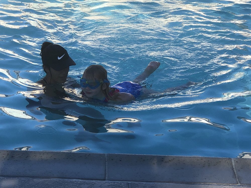 Angelina's Swim Lessons