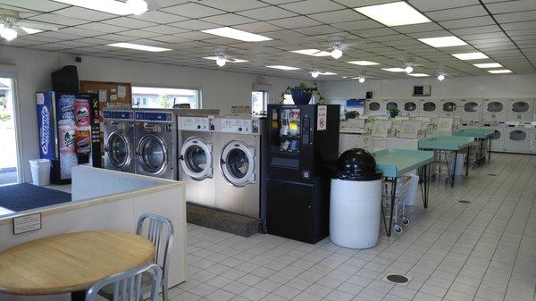 Zacherl's Seneca Wash Center