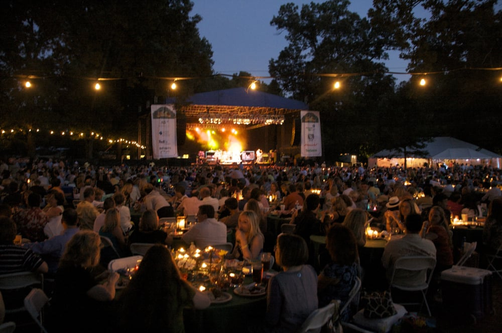 Live At The Garden Memphis Botanic Garden 12 Photos 11 Reviews Music Venues 750 Cherry